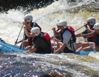 Class-V-Maine-Rafting