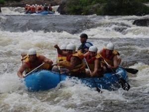 Lower Split Decision rapid on Canada Falls