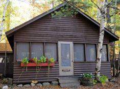 Cabin #1 on Millinocket Lake